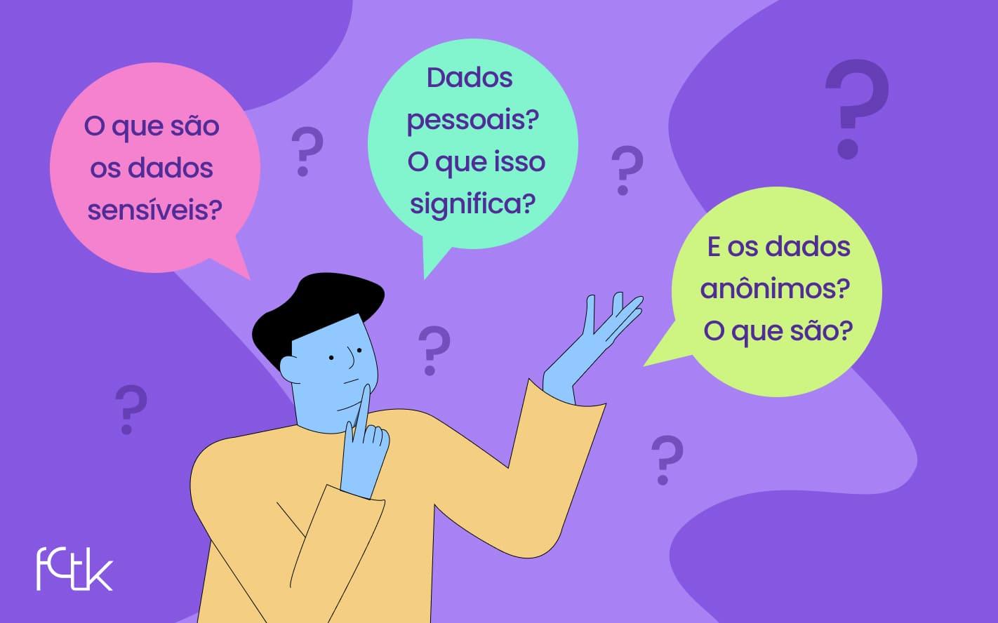 [Dados Sensíveis – Compreenda o Conceito e a Diferença em Relação aos Dados Pessoais e Anônimos]